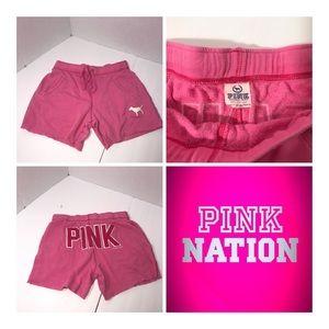 Pink by Victoria Secret shorts
